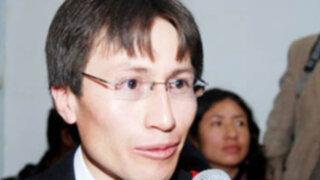 Comisión del Ejecutivo llegó a Cajamarca para buscar diálogo sobre proyecto Conga