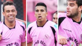 Sporting Cristal formalizó su interés por Franco, Albarracín y Alloco
