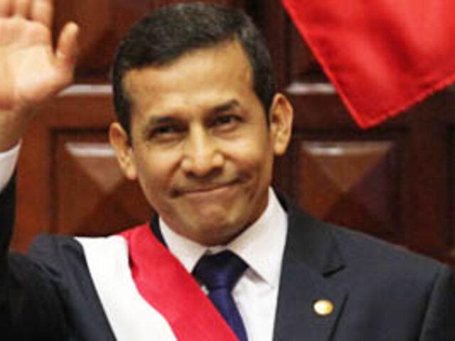 Visita oficial de presidente Ollanta Humala a España será a fines de enero