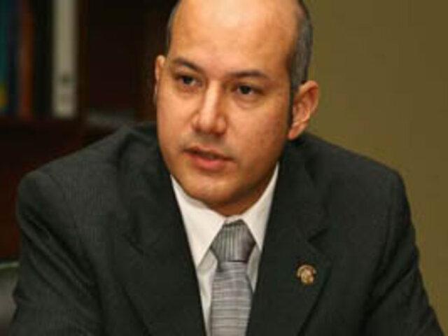 Congresista Tejada: Omar Chehade debe ser separado de la bancada Nacionalista