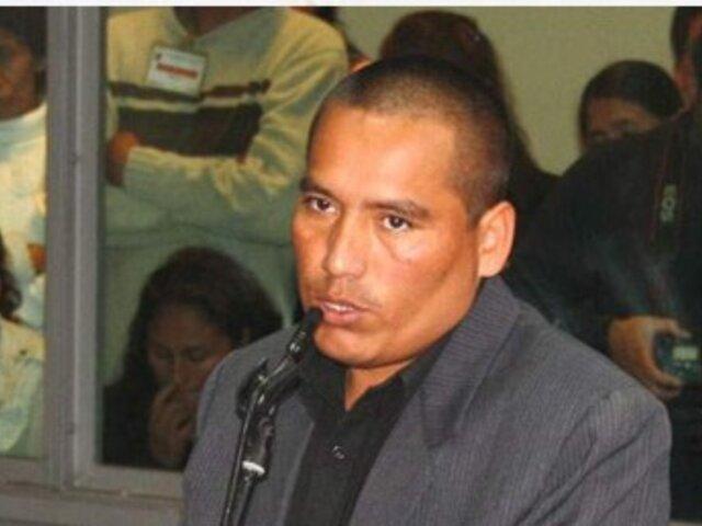 Mamanchura en careo con Abencia: Por tu culpa estoy preso