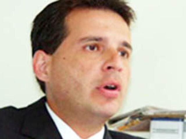 Omar Chehade fue salvado por el Congreso