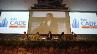 Se inicia CADE 2011 bajo lema: Innovación, aceleremos la transformación del Perú