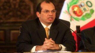 Ministro Castilla: Intangibilidad de fondos de AFP está garantizada