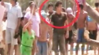 Cusco: Policía descubre a ciudadanos chinos dirigiendo minería informal
