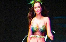 Imágenes con todo la majestuosidad y el glamour del Colombia moda