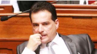 Omar Chehade Moya renunció a la segunda vicepresidencia