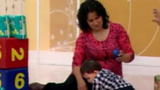 Estimula el sentido auditivo en tu bebé