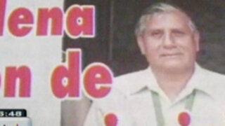 Tingo María: Juez ordena detención de alcalde provincial de Leoncio Prado