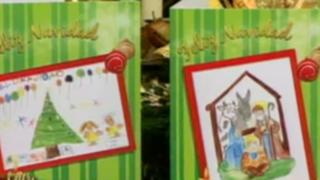 Colabora con unas hermosas tarjetas navideñas