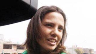 Fiscal Lozada solicitará citar a Rosario Ponce