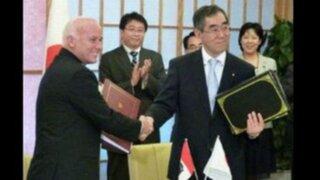 Japón ratifica Tratado de Libre Comercio con Perú