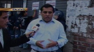 Municipio del Rímac clausura mercado de Caquetá