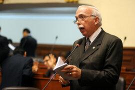 Henry Pease y Carlos Tubino se pronunciaron sobre el voto militar