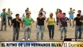 Desde Trujillo les presentamos el ritmo de los hermanos Silva