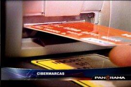 """""""Cibermarcas"""" acechan en cajeros electrónicos"""