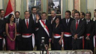 Presidente Humala pidió nombres a Perú Posible para formar su Gabinete
