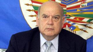 Insulza: América Latina tendrá mayor crecimiento en el mundo en 2012