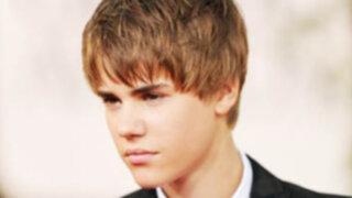 """Justin Bieber fue """"apuñalado"""" en el Facebook"""