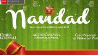 Ministerio de Cultura viene preparando un concierto por Navidad