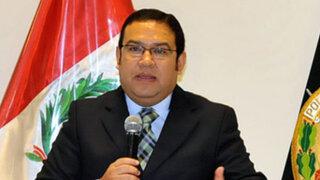 Ministro Otárola: Fallo del JNE en caso Movadef debe defender intereses del país