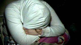 Policía interviene prostíbulo clandestino en Comas