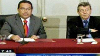 Ejecutivo trata de minimizar efectos sobre el tema del contrato con empresa de Bielorrusia