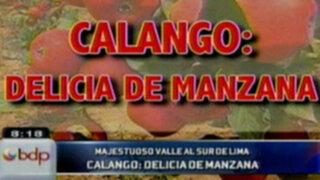 Lo invitamos a conocer Calango, un majestuoso valle al sur de Lima