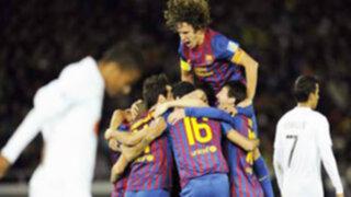 Barcelona gana por goleada al Santos y se proclama campeón del Mundial de Clubes
