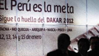 Promperú espera dar gran promoción al Perú durante el Dakar 2012
