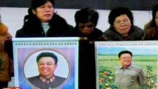 Corea: Histeria colectiva por fallecimiento de dictador Kim Jong Il