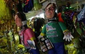 Piñata de alcaldesa Susana Villarán es un éxito en ventas