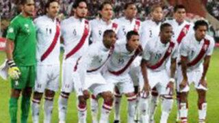 Perú desciende una ubicación en reciente ranking elaborado por la FIFA