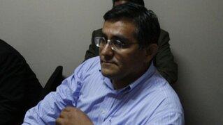 Ex viceministro de Justicia es condenado a 5 años de prisión efectiva