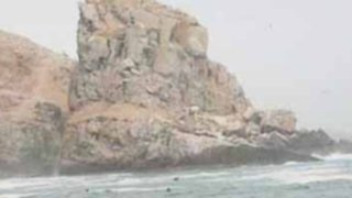 Marina informe que Oficial desapareció en el mar frente a isla San Lorenzo
