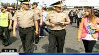 65 mil policías darán seguridad a la ciudadanía durante las fiestas de fin de año