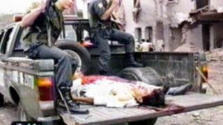 Informe especial: Terrorismo nunca más en el Perú