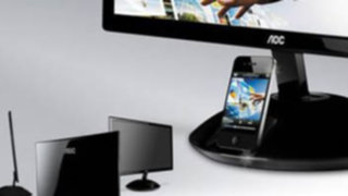 Nuevo monitor graba música y videos del iPhone sin cables