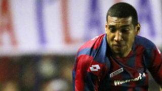 Alianza Lima y San Lorenzo acuerdan que Carmona sea jugador de Alianza