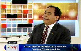 Robles del Castillo: Los Derechos Humanos se están utilizando con un sesgo político