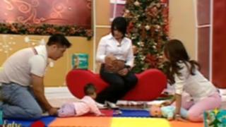 Prepara a tu bebé para el gateo con ejercicios de arrastre