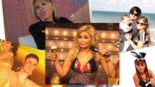 Revive junto con Lorena y Sasha los personajes más mediáticos del 2011