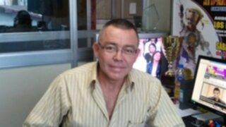 José Mariño saluda a los visitantes de nuestra web por la fiesta de Año Nuevo