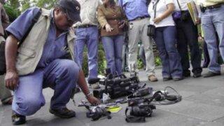 Periodismo peruano sufrió 189 atentados en el 2011, Según la ANP