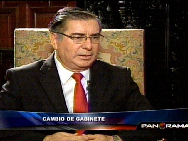 Premier Valdés: No permitiremos más movimientos terroristas en el Perú