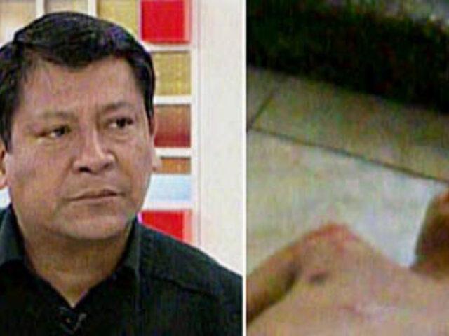 Papá de Gerson Falla: Solo dos policías acusados tienen orden de captura