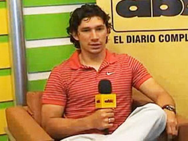 Roberto Ovelar quiere jugar en Paraguay para llegar a su selección