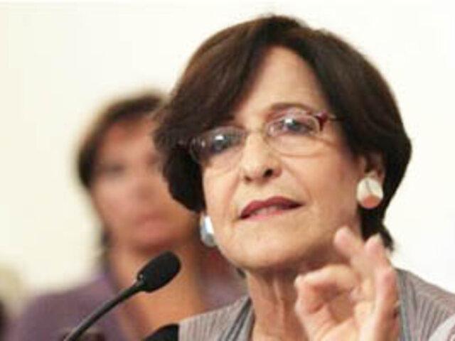 Interesados en revocar a Susana Villarán deberán descargar planillón