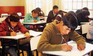Beneficiarios de Beca 18 estudiarán en 50 universidades e institutos superiores