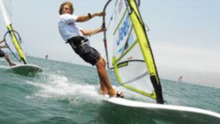 Nicolás Schreier se consagra como tetracampeón Mundial de Windsurf